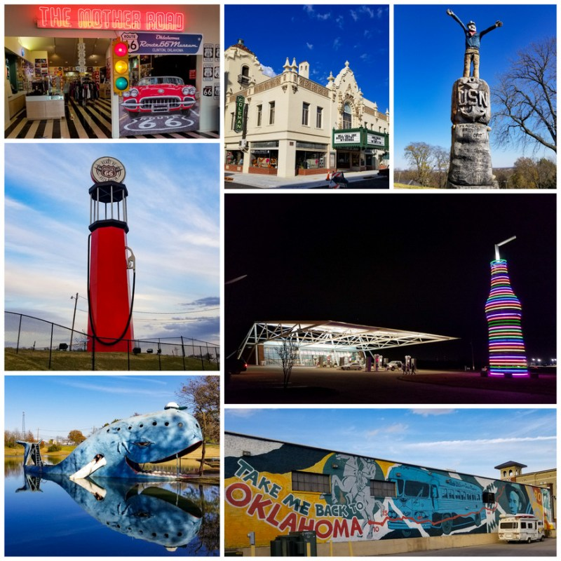 Oklahoma Route 66 Road Trip