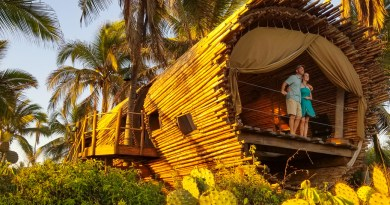 Glamping at One of the Most Sustainable Resorts in the World