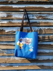 The Continental Drifters Tote Bag showcases our favorite photos