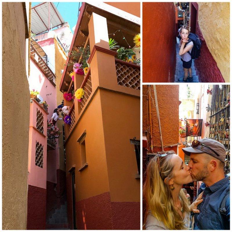 Kiss Alley Guanajuato