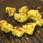 Dhaniya Chicken Kabab (Coriander Chicken Kabab)