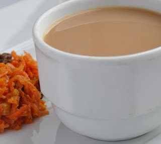 A Healthier Gajar Ka Halwa (Indian Carrot Pudding)… Reduced Fat & 310 Calories!