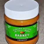 Product Review: Barney Butter – Almond Butter (Crunchy)