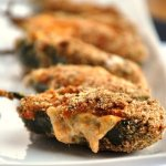 "Press: My ""BAKED Jalapeno Poppers"" featured on Glamour!!!"
