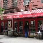 Brunch @ Cornelia Street Café | New York City
