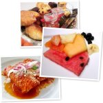 Breakfast @ El Taj Oceanfront & Porto Playa Hotels | Playa del Carmen, Mexico