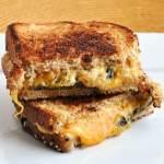 Jalapeno Popper Cream Cheese Sandwich