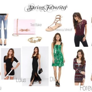 Friday Favorites : fashion