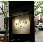 Affordable Indian at Ahimsa | NYC