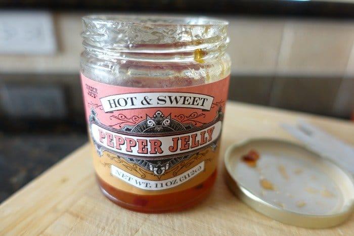 Trader Joe's Hot & Sweet Pepper Jelly