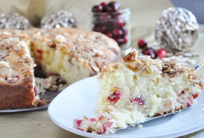 Cranberry Almond Coffee Cake (4)
