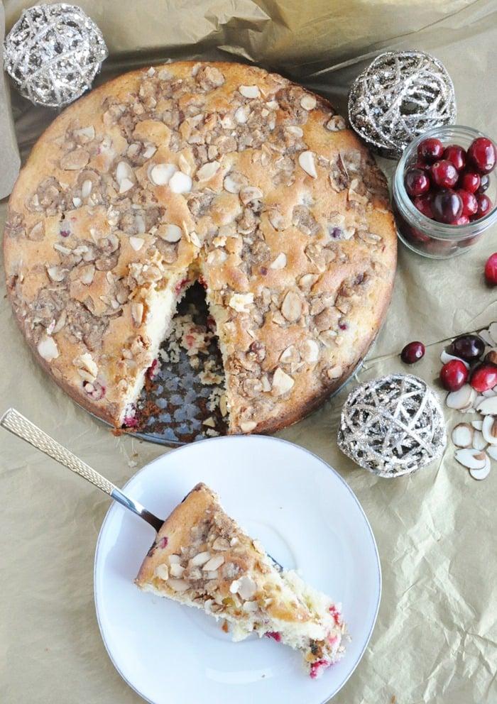 Cranberry Almond Coffee Cake (5)