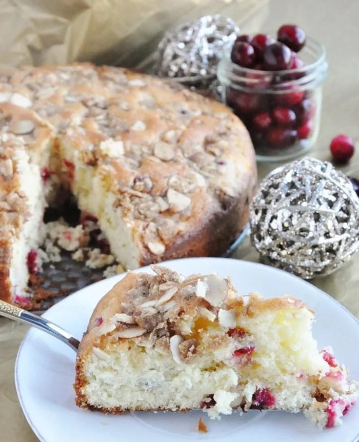 Cranberry Almond Coffee Cake (6)