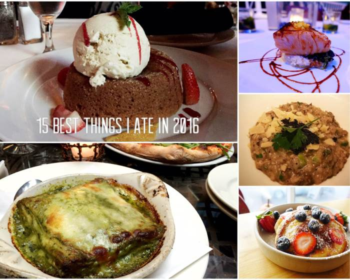 15 Best Things I Ate in 2016 - Honey What's Cooking