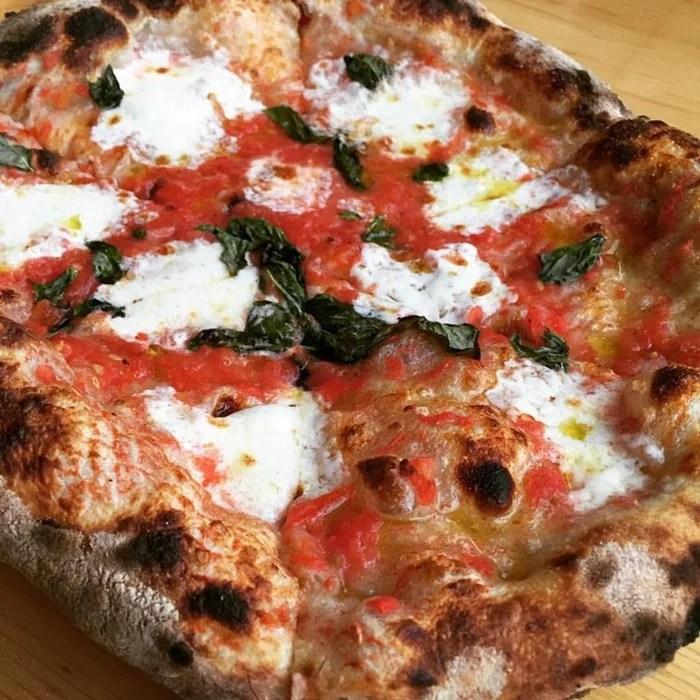 Margherita Pizza - Raaza, Jersey City