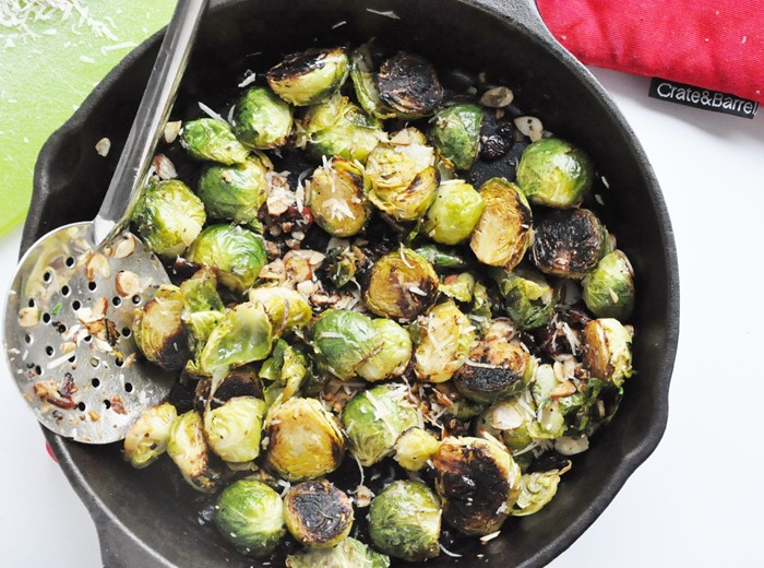 Roasted Brussels Sprouts (90)