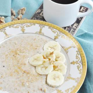 Classic Steel Cut Oats (5 ingredients or less, high protein, high fiber, healthy)