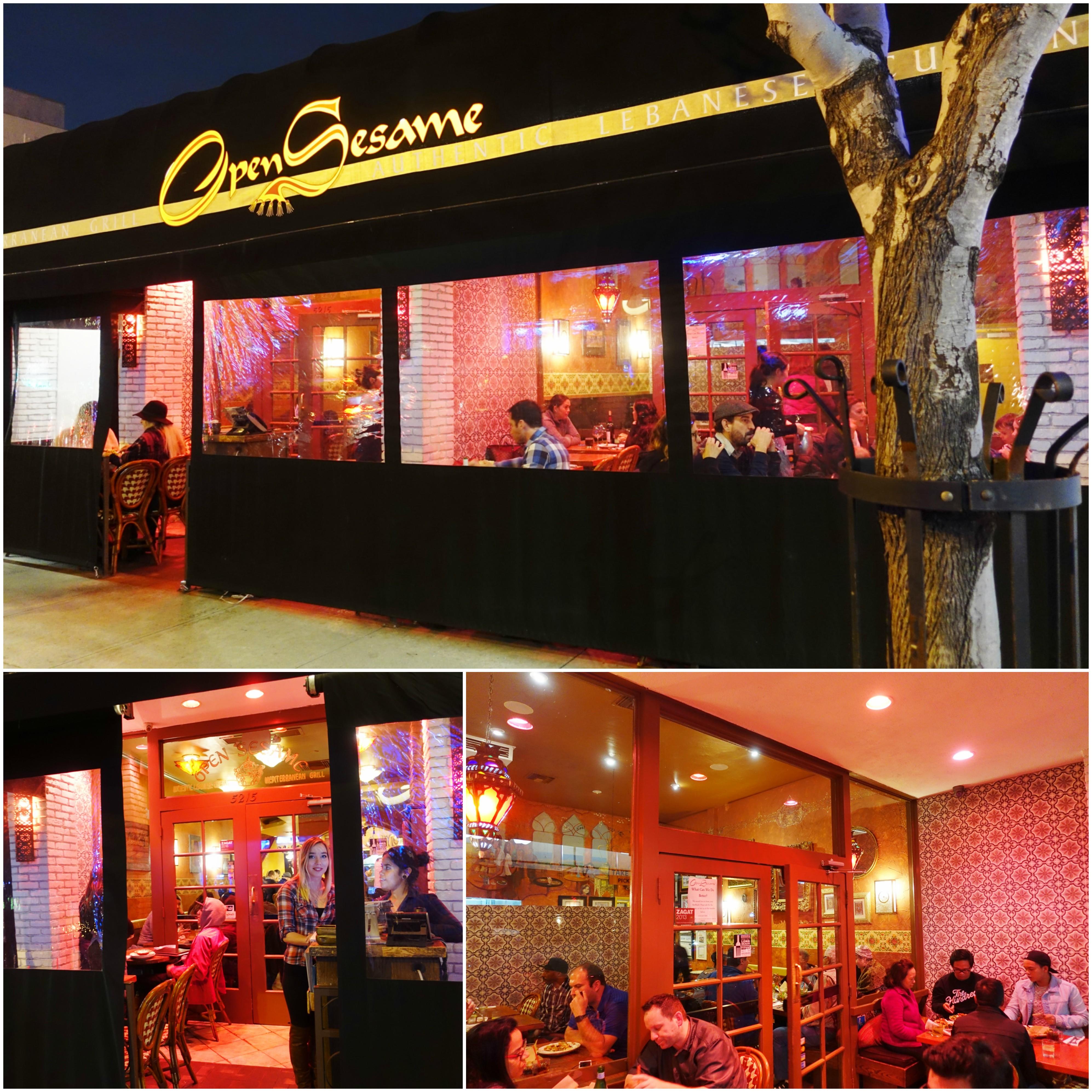 Open Sesame - Long Beach, California1