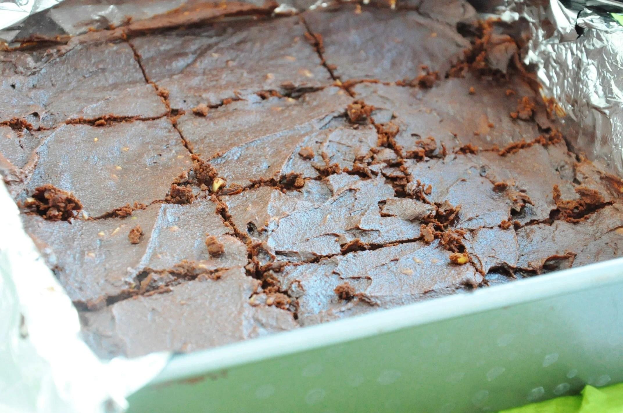 Avocado Walnut Brownies (1)