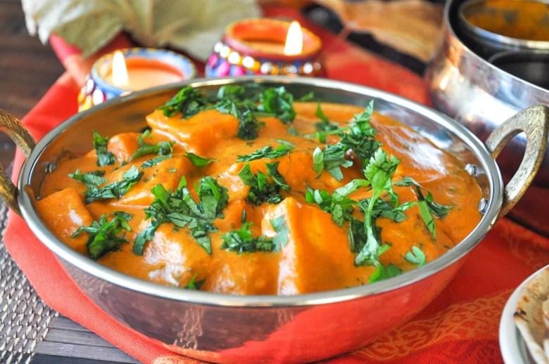 Paneer Makhani Quesadillas (gluten-free, vegetarian)