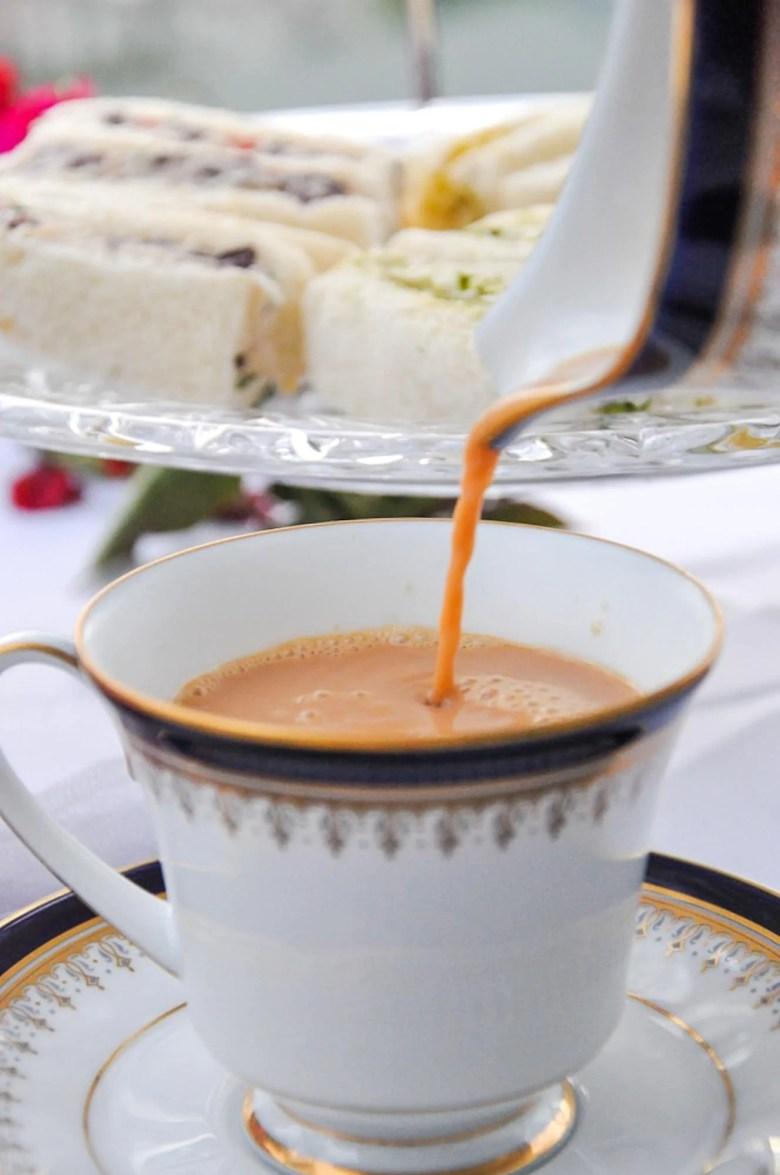 Indian Afternoon Tea Masala Chai