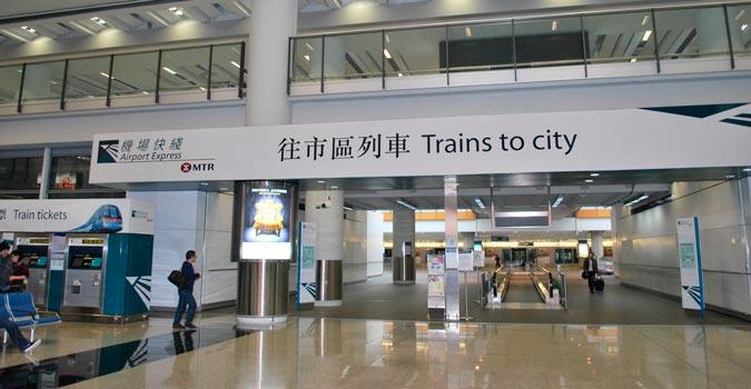 Image result for hong kong airport express