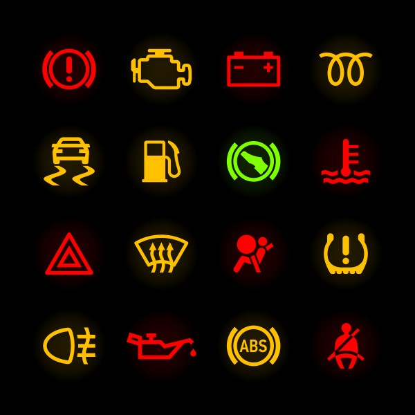You can crack the dashboard lights code | Hong Kong Auto Service