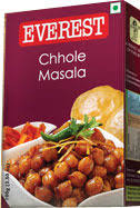 Everest Chhole Chana Masala