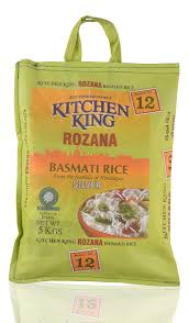 Kitchen King Rozanaa Basmati Rice