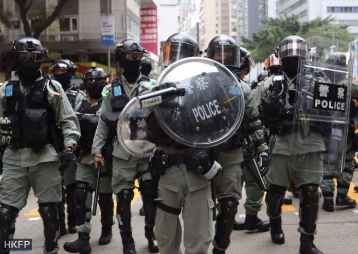 police may january 1