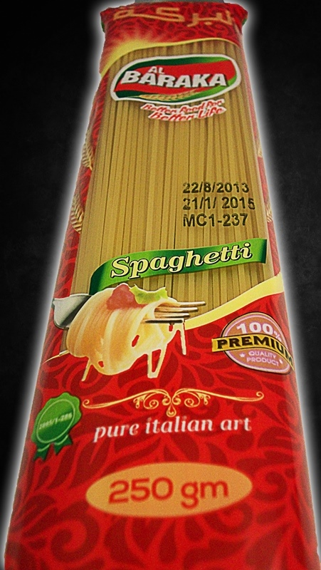 Al Baraka Spaghetti