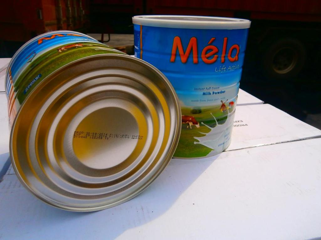 Shipping of Mela Instant Full Cream Milk Powder