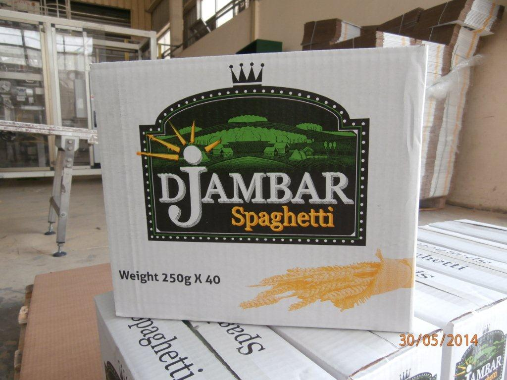 Djambar Spaghetti