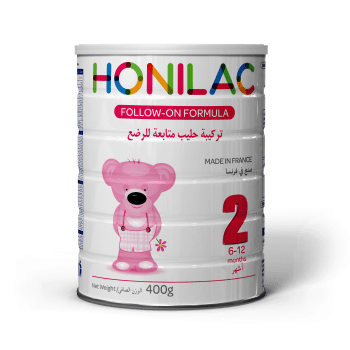 Honilac Infant Formula for buttle feeding babies Stage 2