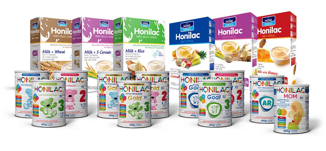 Honilac product formula
