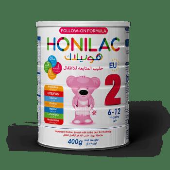 Honilac-InfantFormula-arabic-Stage2follonOn
