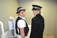 Officers Barrel and Lockstock