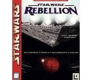 Vintage Gaming - Star Wars:  Rebellion