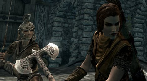 The Elder Scrolls V:  Skyrim First Impressions