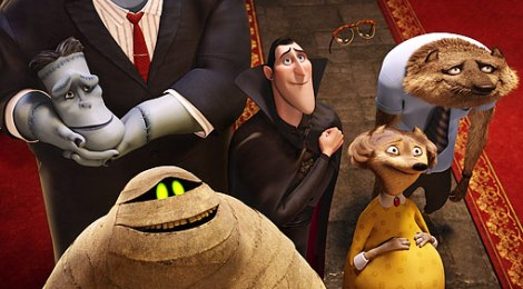Movie Review - Hotel Transylvania