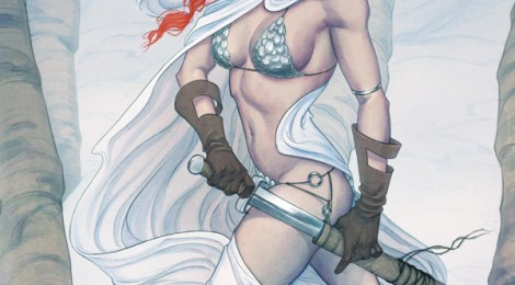 Comic Book Review - Red Sonja: Queen of the Plagues