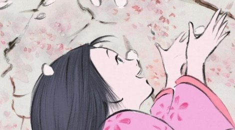 Movie Review - The Tale of the Princess Kaguya