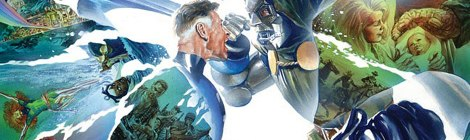 Comic Book Review - Secret Wars 2015