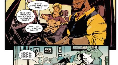 Comic Book Review - Power Man and Iron Fist #1