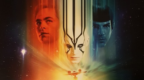 Movie Review - Star Trek Beyond
