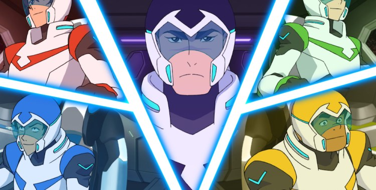 TV Review - Voltron: Legendary Defender Season Two