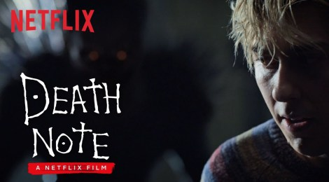 Movie Review - Death Note (Netflix)