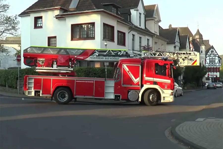 Feuerwehr rückte umsonst aus