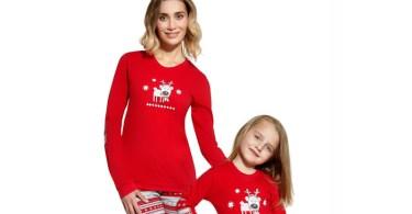 pijamale de dama pe craciun