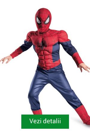 costum spiderman copii